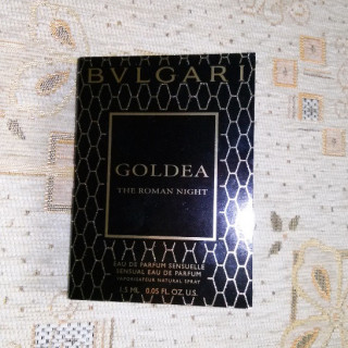Bvlgari Goldea The Roman Night gyári fúj…