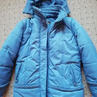 Női téli kabát M-es méret 7fdf717953