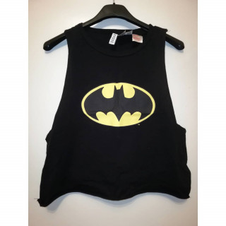 H&M Batman crop top