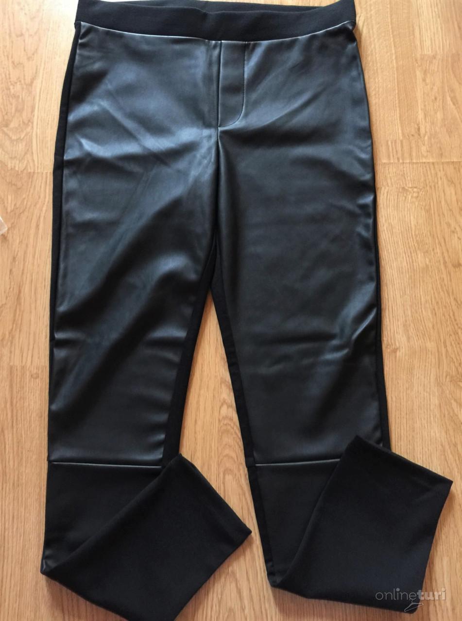 8b0eefea7c ÚJ MANGO fekete bőrhatású leggings nadrág, Hajdúszoboszló - OnlineTuri