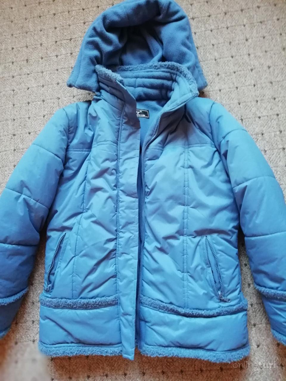 Női téli kabát M-es méret 0f10e1d711